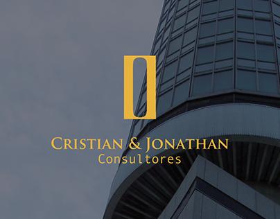 Cristian y Jonathan Consultores Manual de identidad