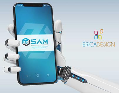 Comunicazione del progetto 3D SAM