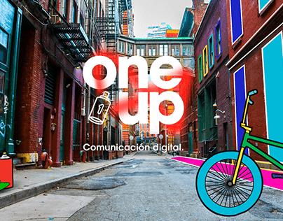 OneUp Comunicación digital