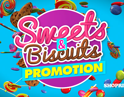 Shoprite Sweets & Biscuits