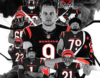 Cincinnati Bengals Design