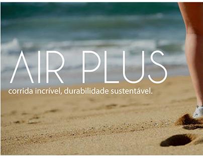 Projeto Tênis Sustentável - AIR PLUS