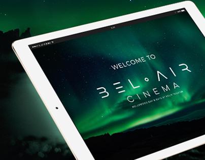 Belair Cinema App