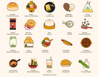 City Food Part 1