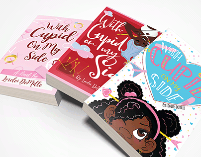Cover Mockups: With Cupid on my Side