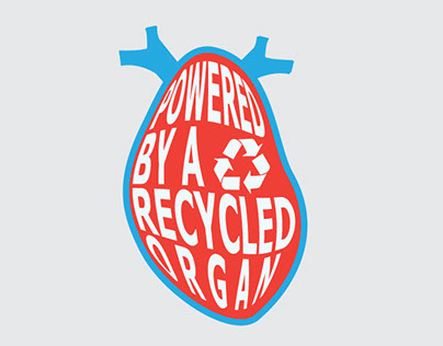 Powered By Recycled Organ
