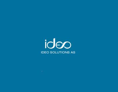 Ideo Solutions AS - projekt wizytówki