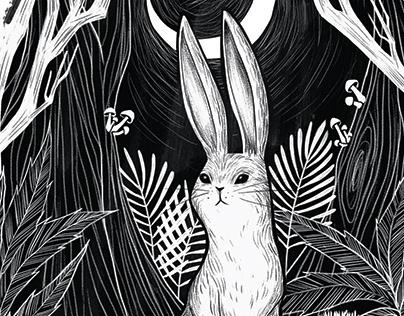 Illustrations: blackworks