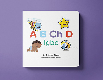Igbo Alphabet Book
