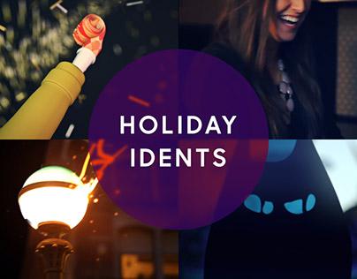 Holiday IDENT SET