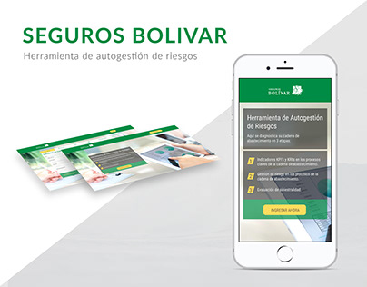 WebApp Herramienta Seguros Bolivar (en proceso)