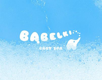 Bąbelki Baby Spa - logo