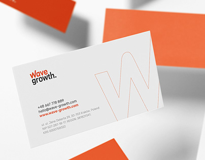Wavegrowth | Branding and web design