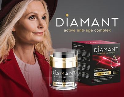 Редизайн упаковки ТМ «Diamant»