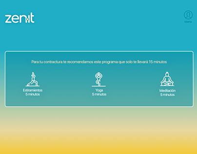 Zenit- Tu espacio de relax