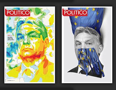 POLITICO Europe cover (Sept 2020)