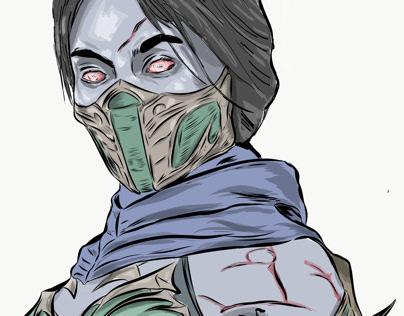 Revenant Jade MK11