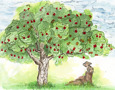 A story about an apple tree