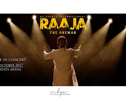 Maestro Ilayaraaja for Raaja The One Man Show
