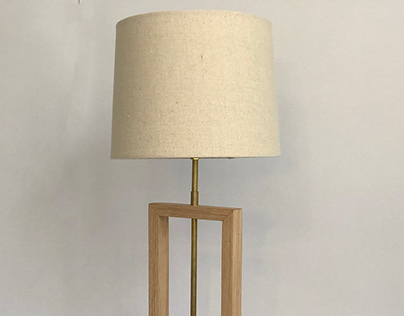 Chainlink Lamp