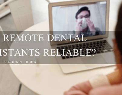 Blog header - Remote Dental Assistants