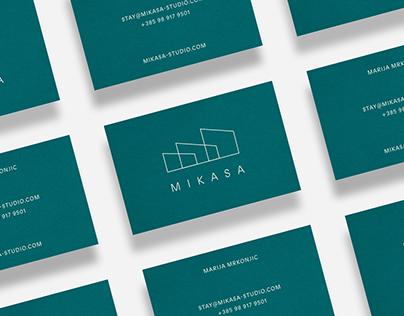 Mikasa Branding