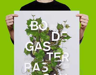 Bodegas Terras Gauda - Poster project