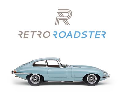 Retro Roadster - Identité visuelle