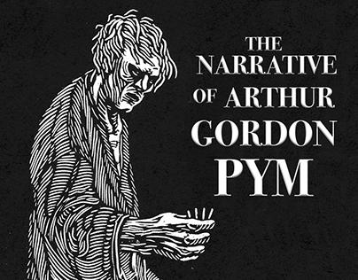 "Linocut Illustrations for Edgar Poe`s "" PYM"" , PART I"