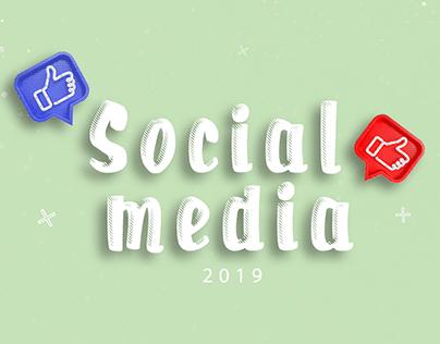 social media 4 - 2019