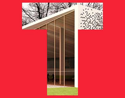 Sports Centre Dobrepolje: Architecture Design