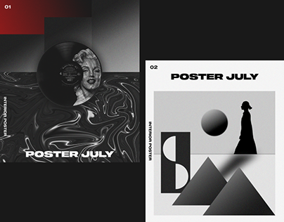 POSTER COLLECTION / 2020