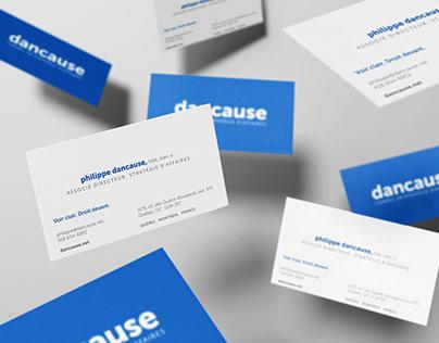 dancause / image de marque