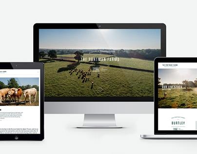Portman Farms Website