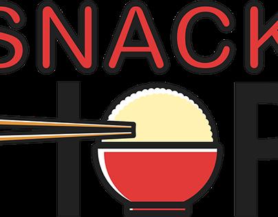 Logo Design for Snack Hop