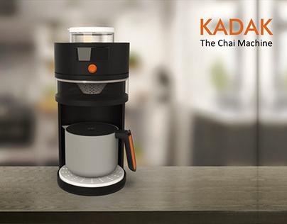 KADAK-The Chai Machine