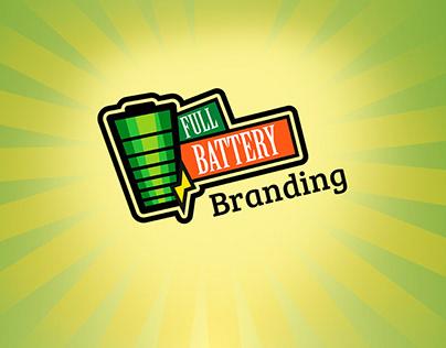 Full Battery - Branding