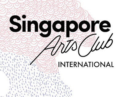 Singapore Arts Club International Poster