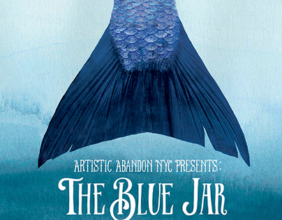 The Blue Jar poster