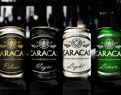 Cerveza Caracas
