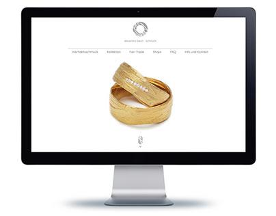 Webseite | alexandra baum