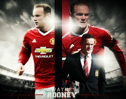 Wayne Rooney - Man United
