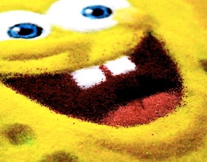 Art With Salt - SpongeBob SquarePants
