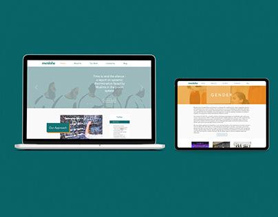 Maslaha - web design