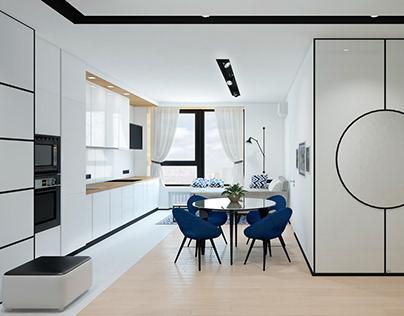 Interior design @ tetrishall