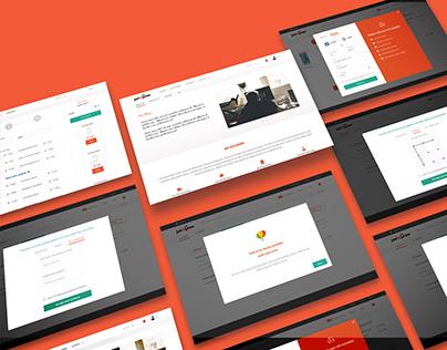 Just Like New | UI/UX design