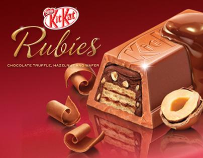 Kit Kat Rubies TVC 2015