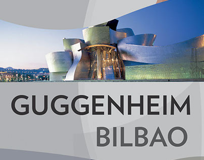 BROCHURE MUSEO GUGGENHEIM