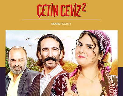 Çetin Ceviz 2 Movie Poster