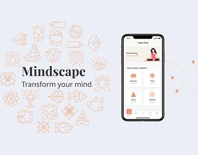 Mindscape - iOS Portfolio